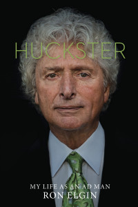 Huckster by Ron Elgin